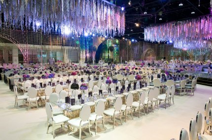Lavish Wedding in Abu Dhabi ADNEC
