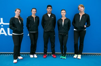 Abu Dhabi Tennis Academy