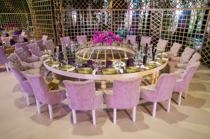 Lavish Wedding in Abu Dhabi ADNEC Photo 9