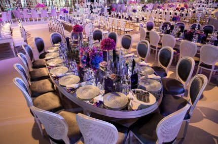 Lavish Wedding in Abu Dhabi ADNEC Photo 18