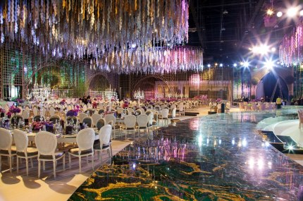 Lavish Wedding in Abu Dhabi ADNEC Photo 25