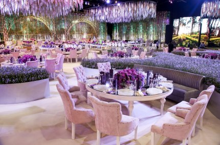 Lavish Wedding in Abu Dhabi ADNEC Photo 10