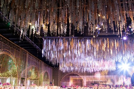 Lavish Wedding in Abu Dhabi ADNEC Photo 28