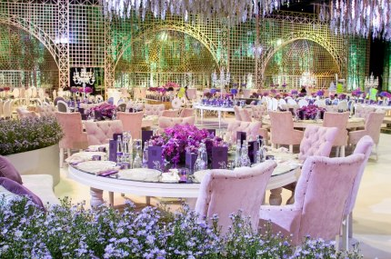 Lavish Wedding in Abu Dhabi ADNEC Photo 11
