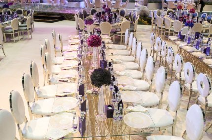 Lavish Wedding in Abu Dhabi ADNEC Photo 12
