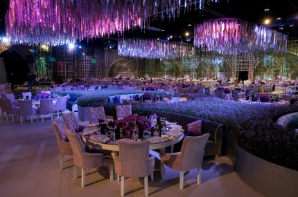 Lavish Wedding in Abu Dhabi ADNEC Photo 15