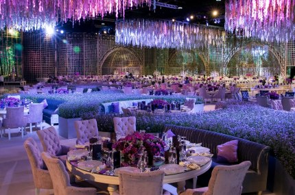 Lavish Wedding in Abu Dhabi ADNEC Photo 16