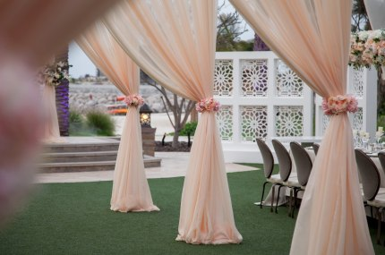 Wedding in 4 Seasons Dubai Photo 8